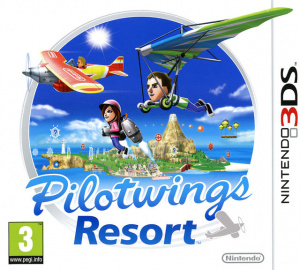 Pilotwings Resort sur 3DS