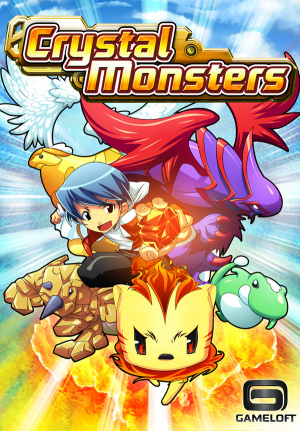 Crystal Monsters sur DS