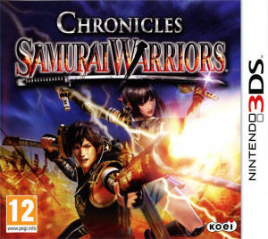 Samurai Warriors Chronicles sur 3DS
