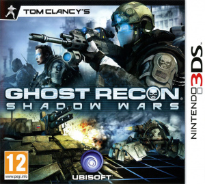 Tom Clancy's Ghost Recon :  Shadow Wars [DECRYPTED]