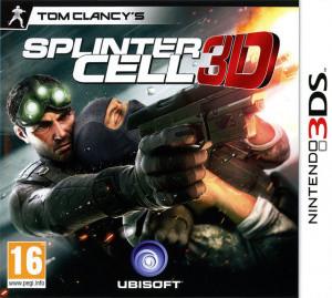 Splinter Cell 3D sur 3DS