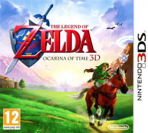 The Legend of Zelda : Ocarina of Time 3D sur 3DS
