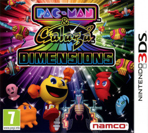 Pac-Man and Galaga Dimensions.EUR.3DS-CONTRAST