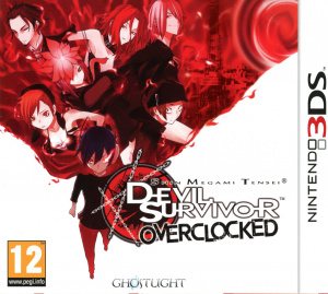 Shin Megami Tensei : Devil Survivor Overclocked sur 3DS