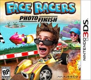 Face Racers : Photo Finish sur 3DS