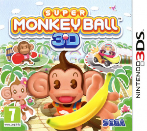 Super Monkey Ball 3D sur 3DS