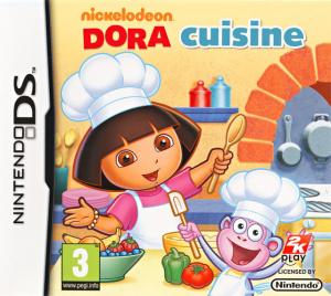 Dora Cuisine sur DS