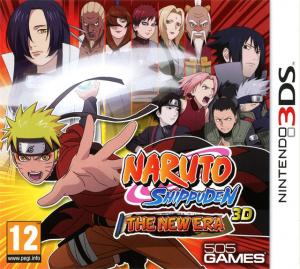 Naruto Shippuden 3D : The New Era [DECRYPTED]