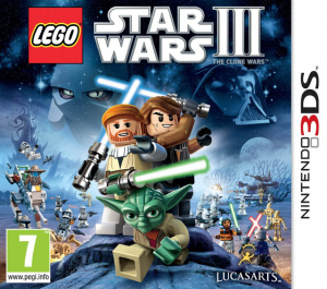 LEGO Star Wars III : The Clone Wars.EUR-3DS-LGC