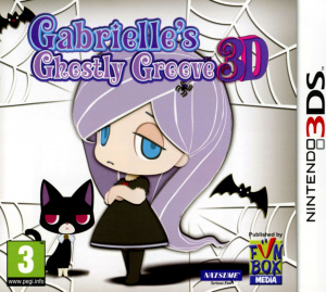 Gabrielle's Ghostly Groove 3D sur 3DS
