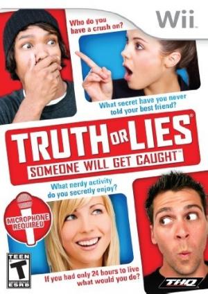 Truth or Lies sur Wii