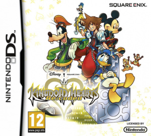 Kingdom Hearts Re:coded sur DS