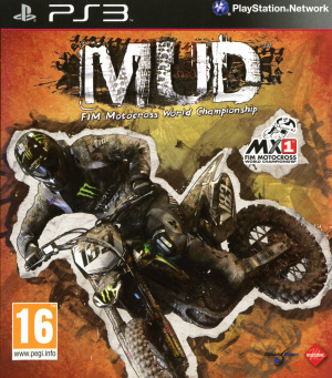 mud fim motocross world championship sur playstation 3. Black Bedroom Furniture Sets. Home Design Ideas