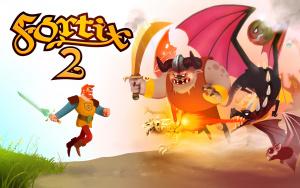 Knight Fortix 2 sur PSP