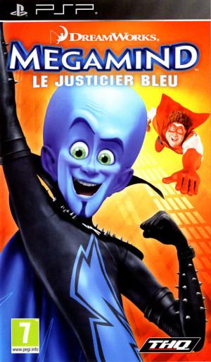 Megamind : Le Justicier Bleu sur PSP