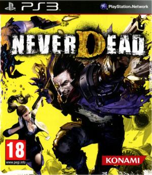 NeverDead sur PS3
