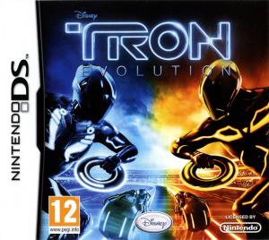 Tron Evolution sur DS