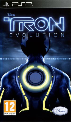 Tron Evolution sur PSP