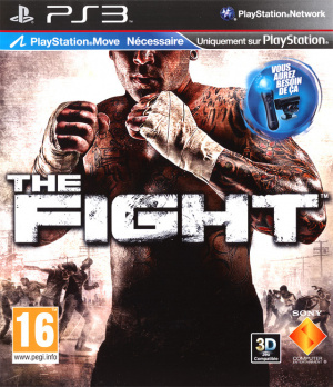 The Fight sur PS3