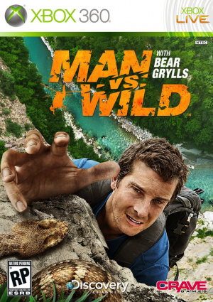 Man vs. Wild sur 360