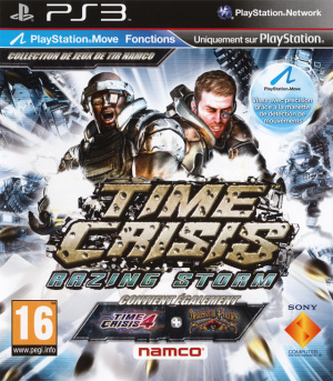 Time Crisis : Razing Storm sur PS3