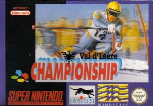 Val d'Isère Championship sur SNES