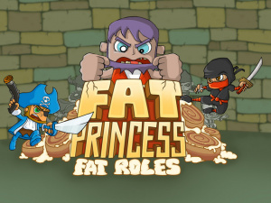 Fat Princess grossit avec un DLC et un patch