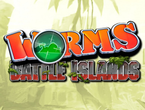 Worms : Battle Islands sur PSP