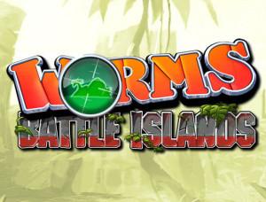 Worms : Battle Islands sur PSP