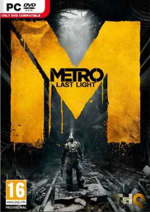 Metro : Last Light sur PC