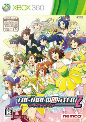 The Idolmaster 2 sur 360