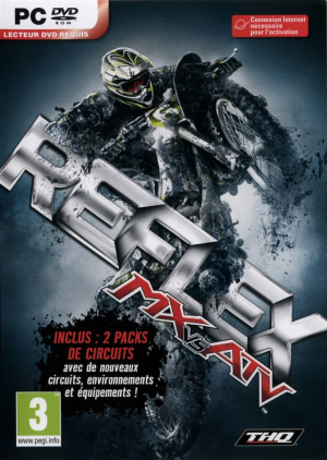 MX vs ATV Reflex sur PC