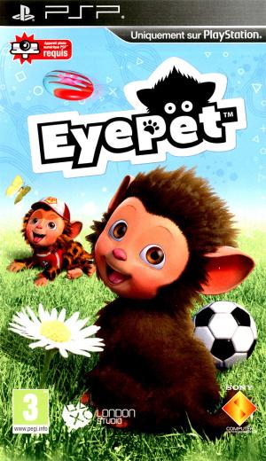 EyePet sur PSP