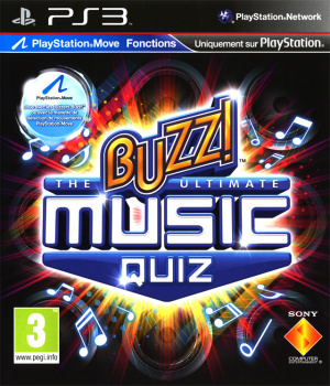 Buzz ! : The Ultimate Music Quiz