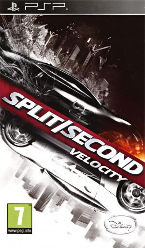 Split/Second Velocity sur PSP