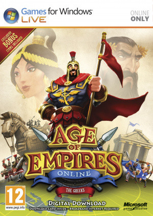 Age of Empires Online sur PC