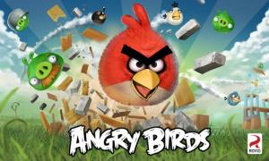 Angry Birds HD sur iOS