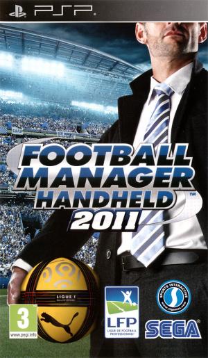 Football Manager Handheld 2011 sur PSP
