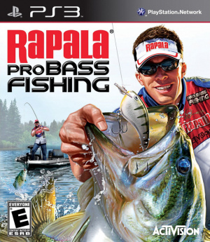 Rapala Pro Bass Fishing sur PS3