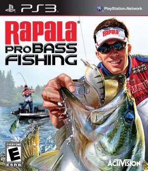 Rapala Pro Bass Fishing sur PS3