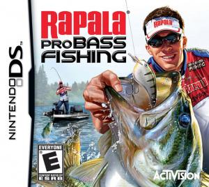 Rapala Pro Bass Fishing sur DS