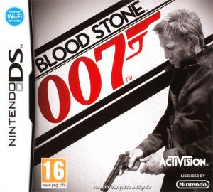 Blood Stone 007 sur DS