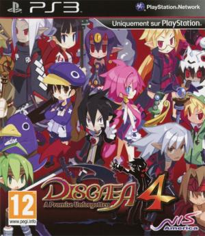 Disgaea 4 : A Promise Unforgotten sur PS3