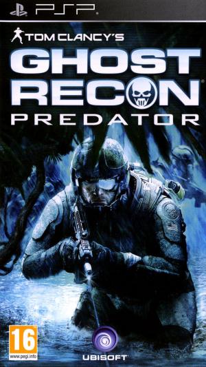 Ghost Recon : Predator sur PSP