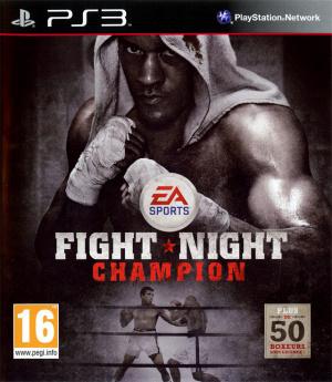 Fight Night Champion sur PS3