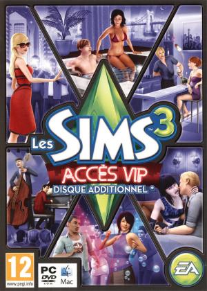 Les Sims 3 : Accès VIP sur PC