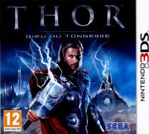 Thor : Dieu du Tonnerre sur DS