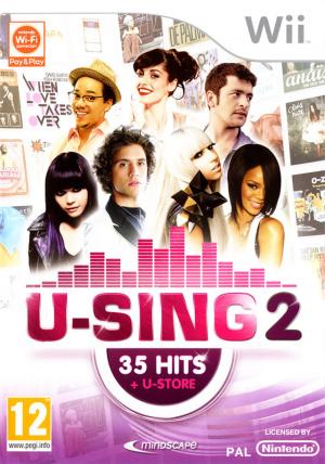U-Sing 2 sur Wii