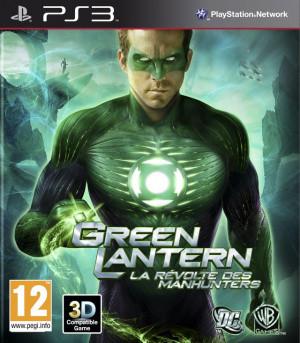 Green Lantern : La Révolte des Manhunters sur PS3