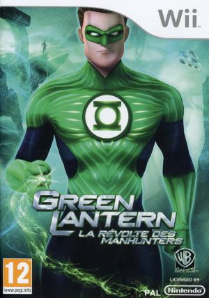 Green Lantern : La Révolte des Manhunters sur Wii